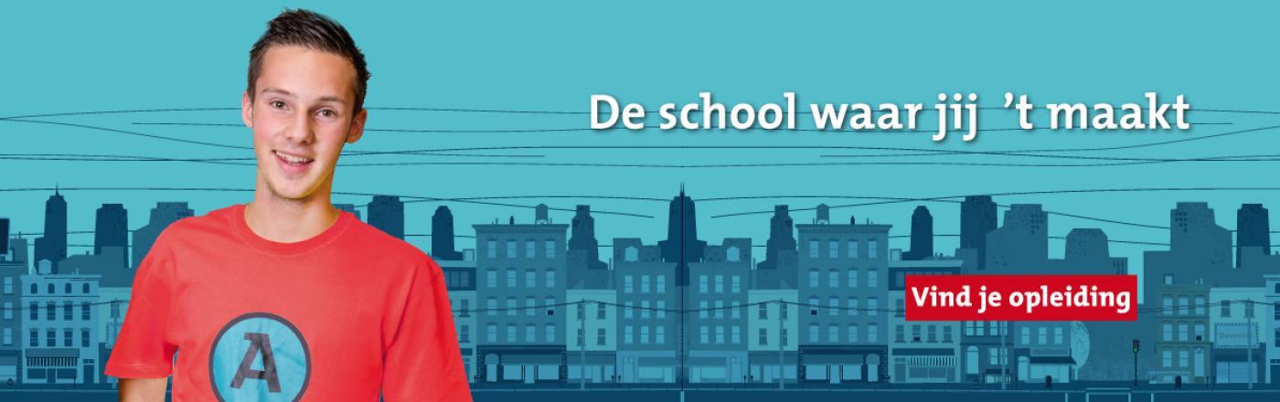 De school waar jij 't maakt