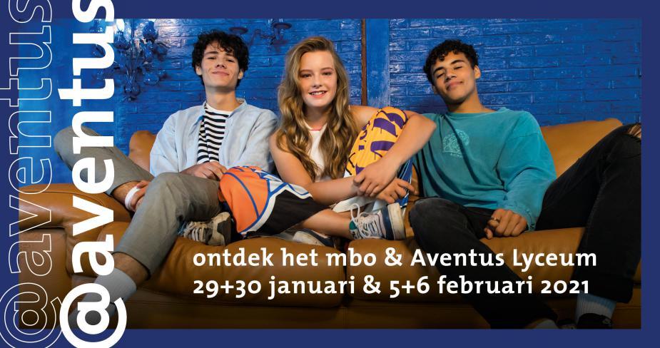 Online open dagen eind januari 2021