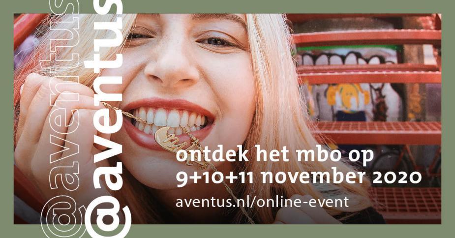 Online event - open dagen @aventus