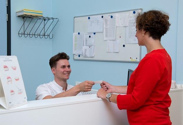 tandartsassistent