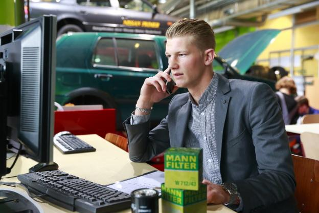 Aftersalesmanager mobiliteitsbranche BBL