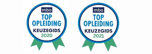 Topopleiding keuzegids 2020 2021