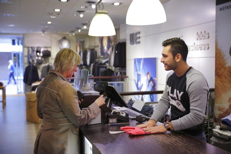 Assistent Verkoop/Retail