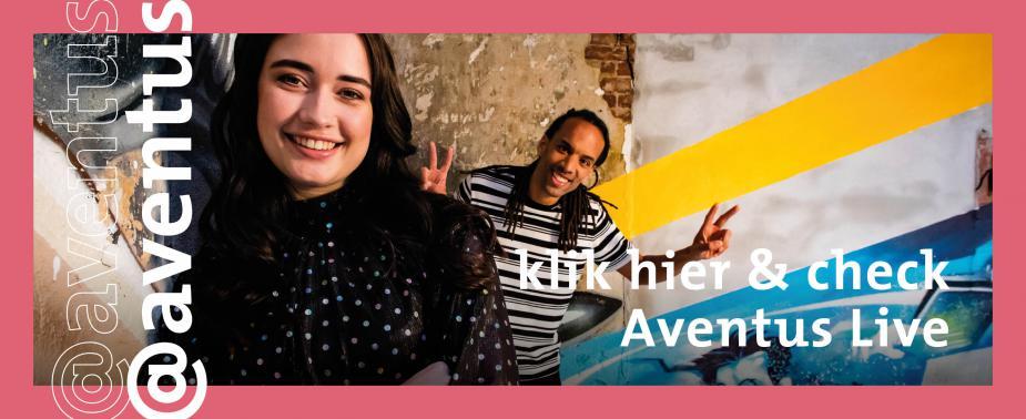 Klik hier en check Aventus Live