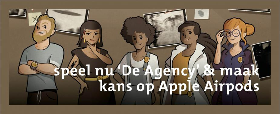 Aventus online game de Agency