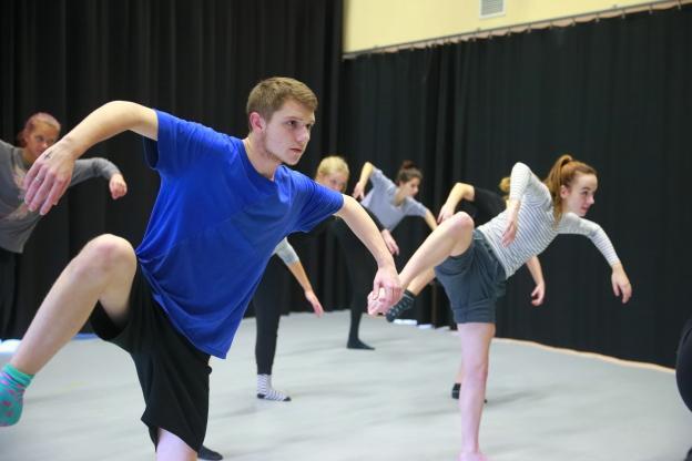 Meelopdag opleiding Dans