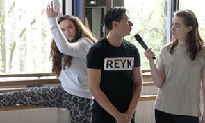 Studentenverhalen Iris versus Fabienne aflevering 6 Dans