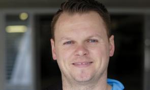 Aventus-medewerker Bas Kolbrink