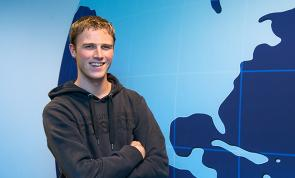 Student Mechatronica naar Euro Skills