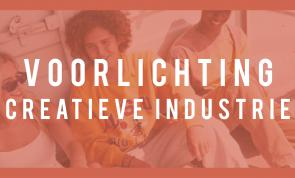 Voorlichting sector Creatieve Industrie