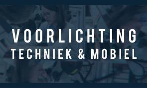 Voorlichting sector Techniek & Mobiel