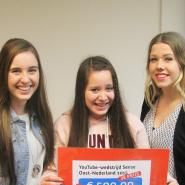 Studenten PW winnen 3e prijs wedstrijd GGD IJsselland